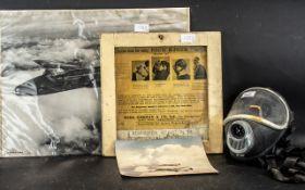 WWII Period 'Puretha Respirator Mark lV'