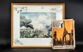 'Aam' WW11 Print depicting 1st October 1