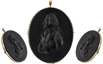 George III - Large and Fine Quality Carv