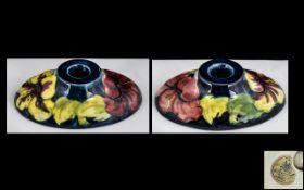 Walter Moorcroft Pair of Hand Painted -
