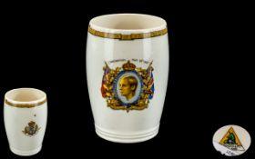 Wedgwood Coronation Mug Dated May 12th 1