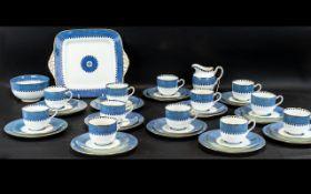 Wedgwood Tea Service, Lynn Pattern No.