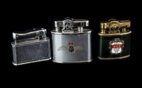 Collection of Three Lighters,