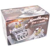 GMP Real Art Replicas 1:6 scale model engine; Southern Speed & Marine - Ardun Head engine