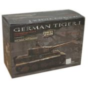 Forces of Valor 1:16 die-cast model; German Tiger I tank (Commanded by Michael Wittmann)