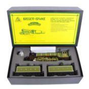 "Bassett-Lowke O gauge model railway engine; BL99022 LNER class A3 Pacific ""Flying Scotsman"""