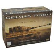 Forces of Valor 1:16 die-cast model; German Tiger I tank (Michael Wittmann's Final Battle)