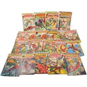 Daredevil and Black Widow; bronze-age Marvel comics, twenty issues