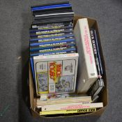 Buck Rogers books and pre-print publications (one box)
