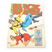 Buck Rogers comic issue no.2