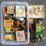 Juvenalia and toys