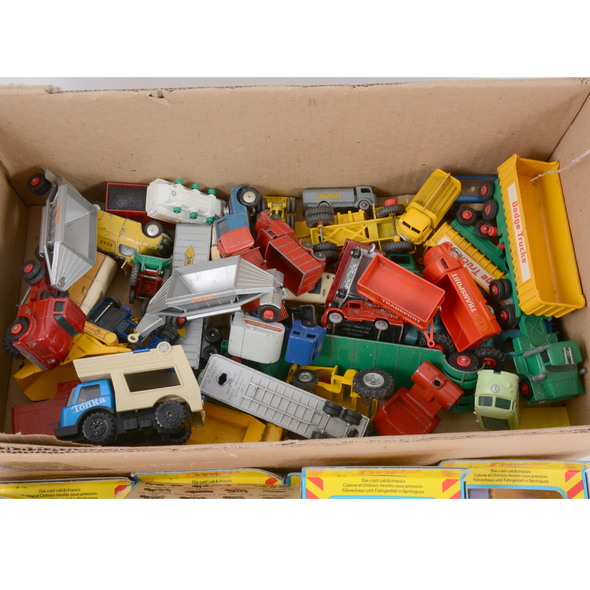 Loose die-cast models and vehicles - Image 2 of 2