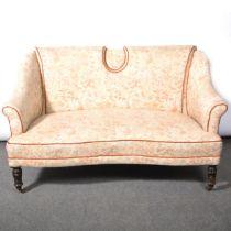 Edwardian sofa,