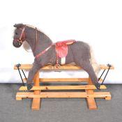 Rocking horse by Pegasus,