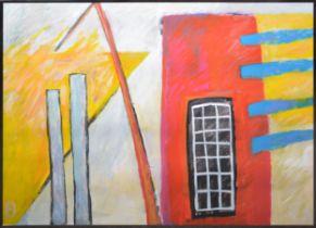 Philip Vencken, Architectural study
