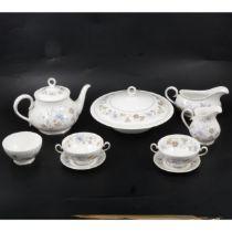 Ridgway bone china table wares,
