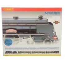 Hornby OO gauge model railway limited edition train pack R2079 'Kentish Belle', boxed.