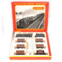 Hornby OO gauge model railway set R2139 Fitted Freight Train Pack