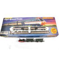 Hornby OO gauge model railway set High Speed Train, Inter-city