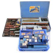 Hornby Dublo OO gauge model railway collection; including EDP2 set with 'Duchess of Atholl'