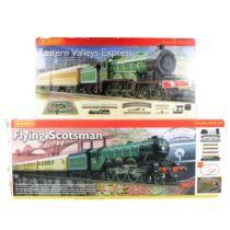 Hornby OO gauge model railway sets R1122, R1039