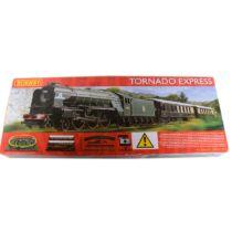 Hornby OO gauge model railway set, R1225 Tornado Express