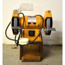 Kef Motor Slibex 125 bench grinder.