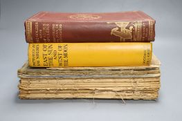 The Golden Ass of Lucius Apulelus and three sundry books