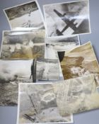 WWII RAF Air Ministry photographs