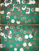 Vietnam, approx 78 Annam cash coins, Lê dynasty (980-1009) to Nguyen dynasty (1802–1945),