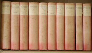 The novels of R. S. Surtees, 10 volumes
