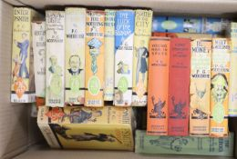 A quantity of P.G.Wodehouse books