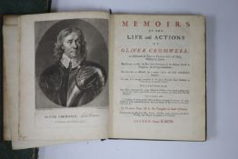 Francis Peck - Memoirs of the Life and Actions of Oliver Cromwell: As delivered in Three