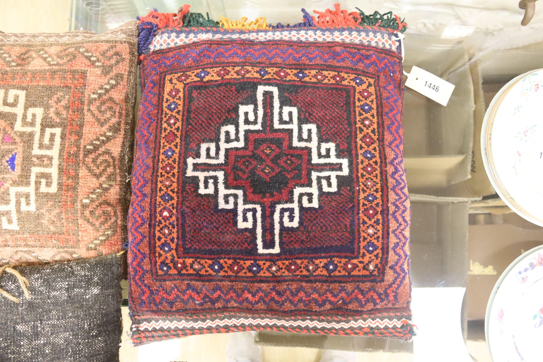 Four Kelim cushions - Image 5 of 6