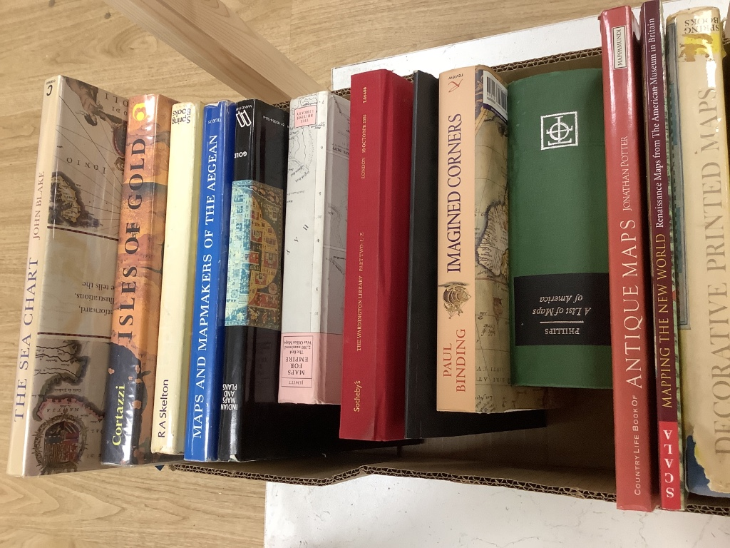 Map Reference Books, general and rest of world, approx. 17 vols - Image 2 of 2