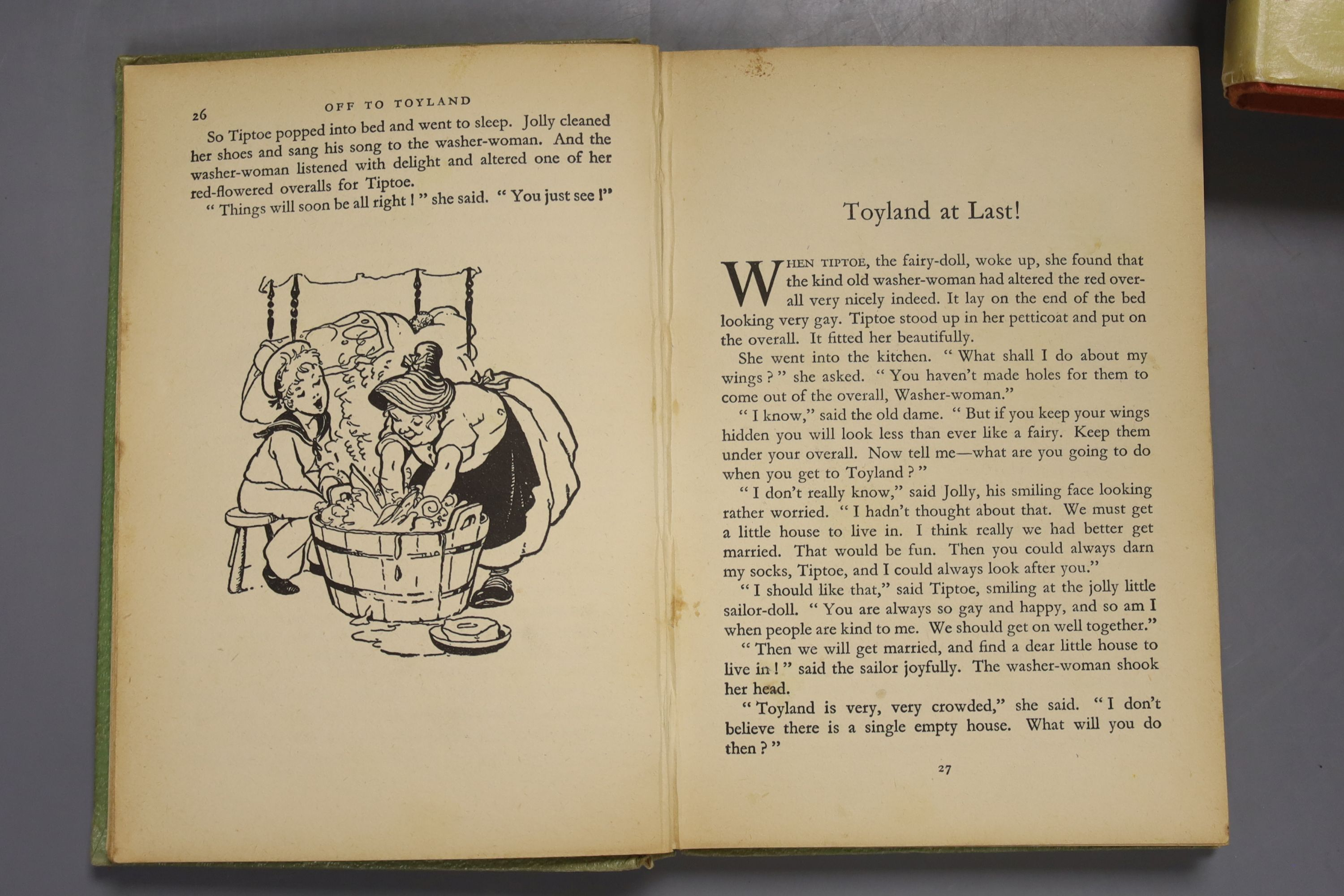 Johns, Capt W.W – Biggles In Australia, first edition, 16mo, hardback, (dj missing, spine sunned) - Image 10 of 10
