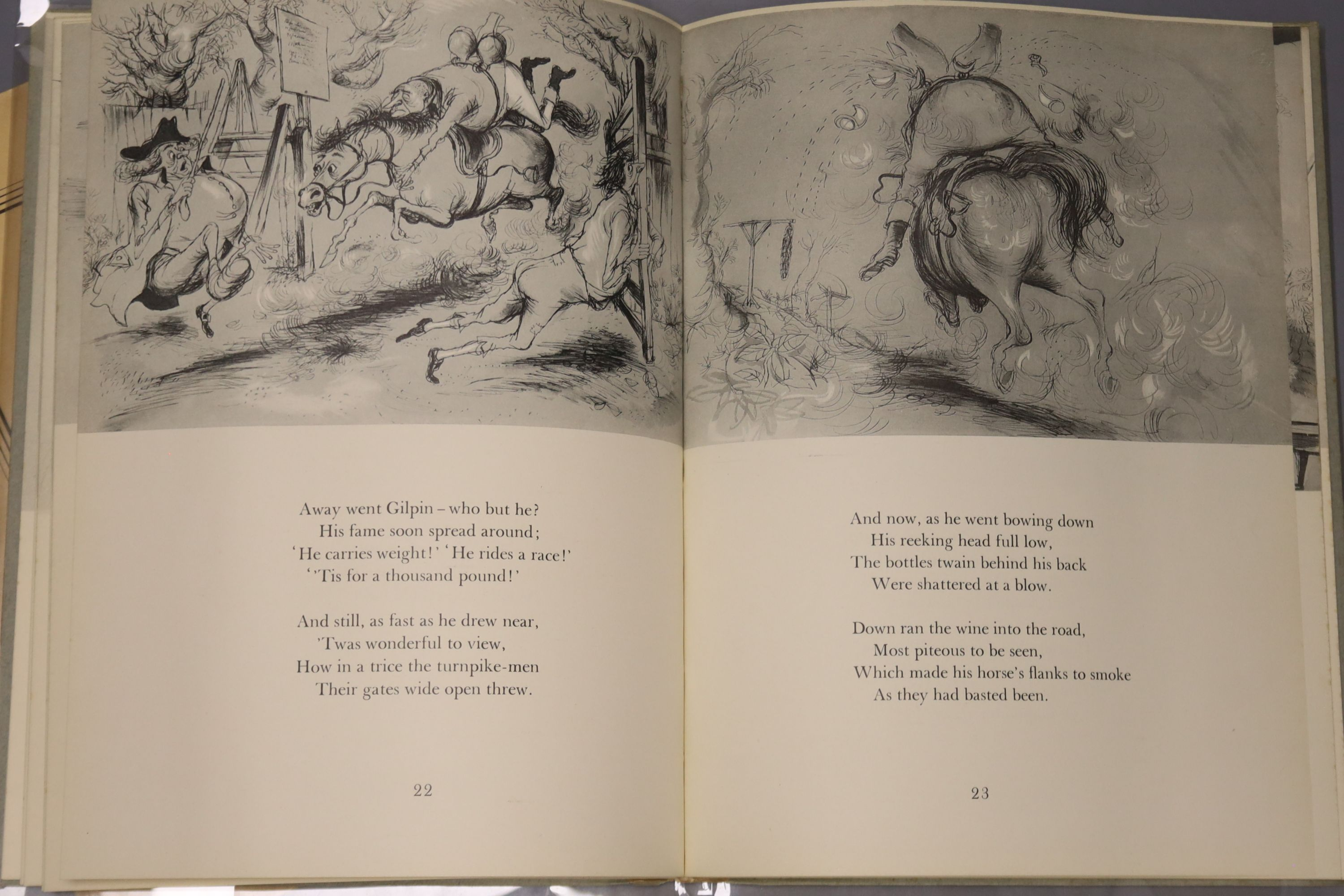 Rae, Simon & Searle, Roland, 'The Face of War', A signed limited edition numbered 103/294, - Image 7 of 10