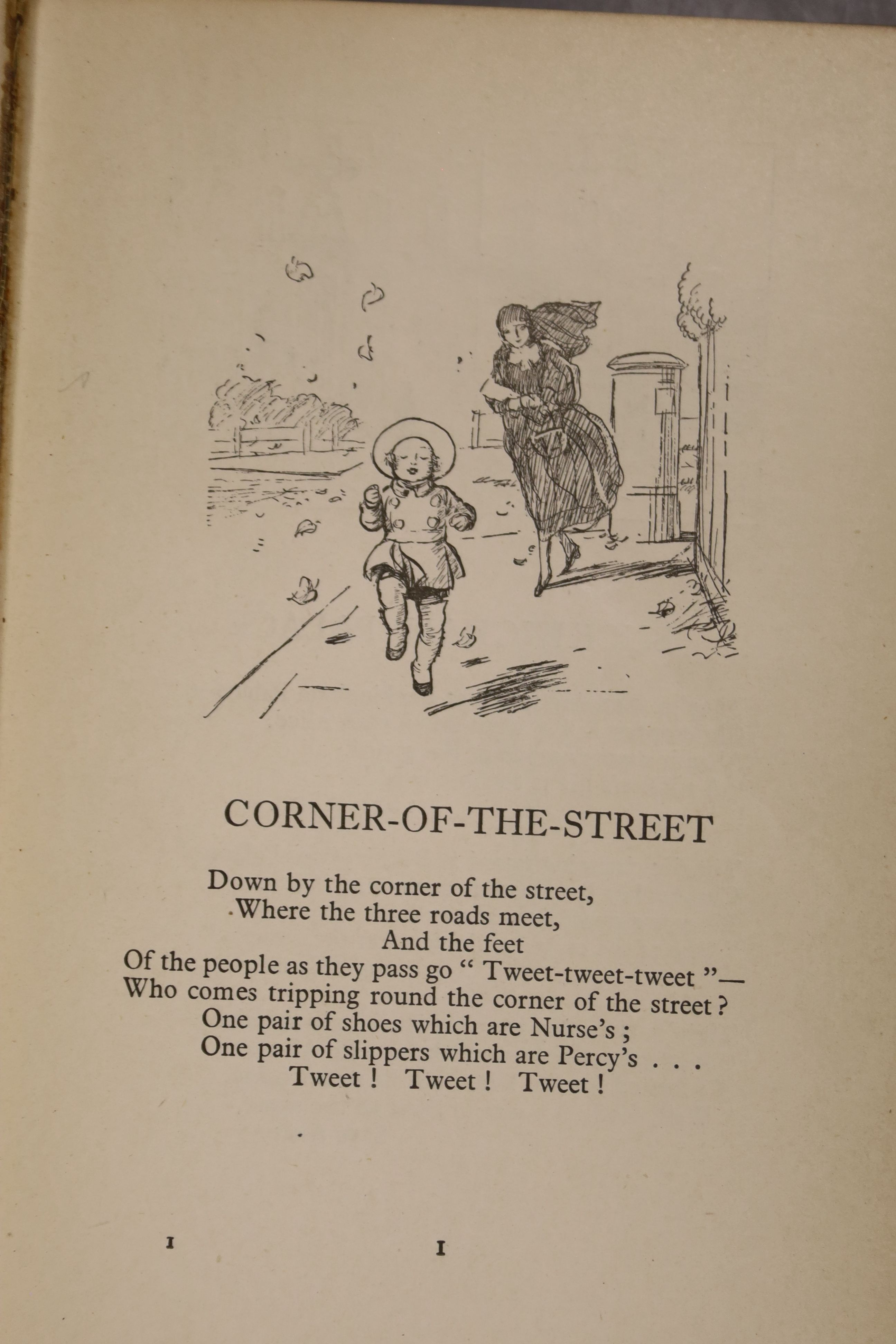 Milne, A.A – Winnie The Pooh, second edition, 8vo, cloth bound, (dj missing, inscribed, scuffs to - Image 8 of 10