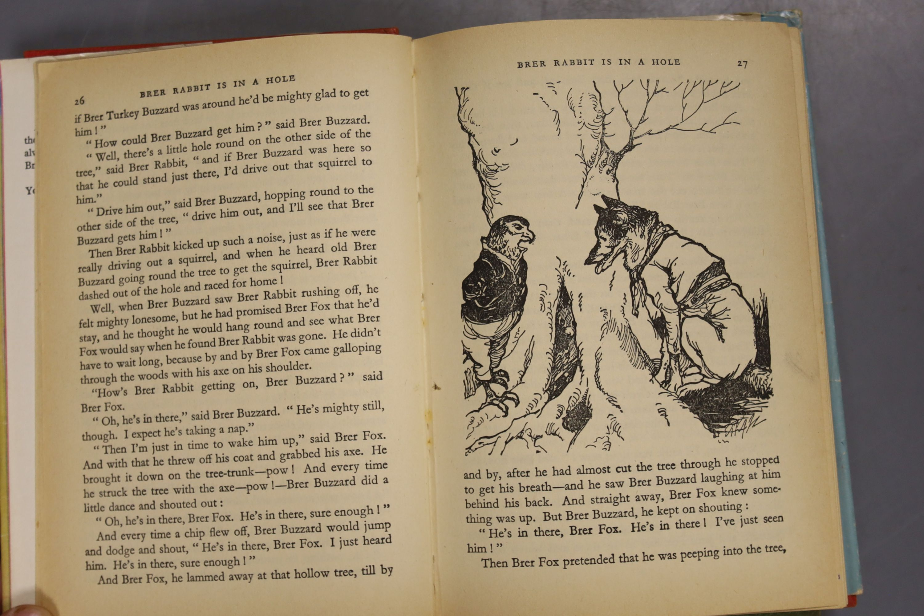 Johns, Capt W.W – Biggles In Australia, first edition, 16mo, hardback, (dj missing, spine sunned) - Image 7 of 10