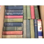 Wells, H.G. – A Collection of (mostly) Novels: includes 1st editions of Anticipations (1902), The