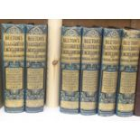 Beeton's Illustrated Encyclopaedia of Universal Information …, 6 vols, new edition, corrected and