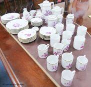 An Hochst porcelain tea and coffee service (59)