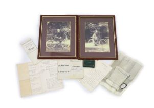 Royal Interest: an archive of letters, telegrams and other correspondence from the Private