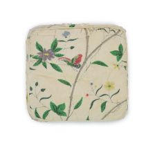 A small embroidered cushion, previously owned by Duke & Duchess Windsorpreviously sold by Sotheby's