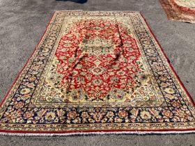 A Najaf Abad carpet, 370 x 250cm