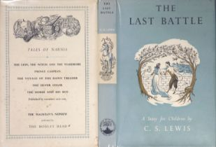 ° Lewis, Clive Staples - The Last Battle, 1st edition, 8vo, illustrated by Pauline Baynes,