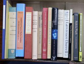 ° 20th Century Bibliographies:-Knowlson: Samuel Beckett, 1971Fraser: Lawrence Durrell,
