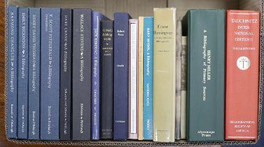 ° 20th Century Biographies:-Bruccoli: Raymond Chandler, 1979Bruccoli: Scott Fitzgerald,