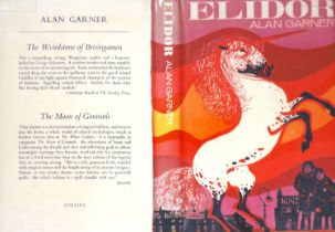 ° Garner, Alan - Elidor, 1st edition, original cloth, in unclipped d/j, Collins, London, 1965