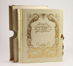 ° Omar Khayyam - The Rubaiyat, illustrated by Edmund Dulac, translated by Edward Fitzgerald,